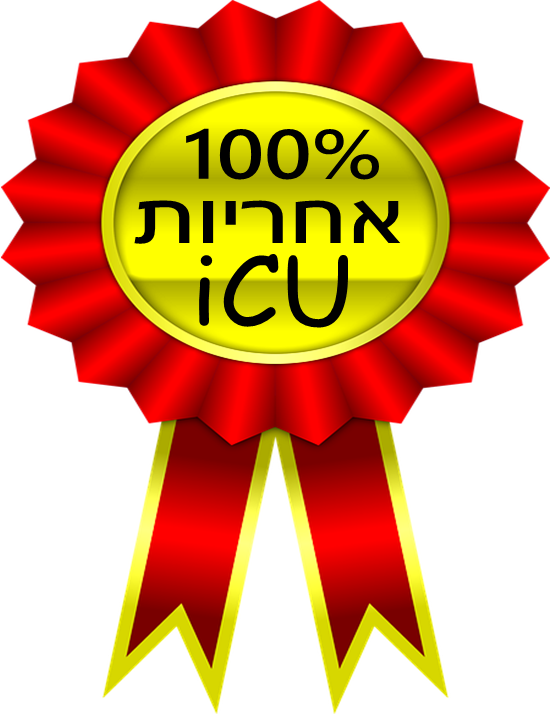 אחריות קורס קואצינג באינטרנט שלב א iCU אונליין קולג